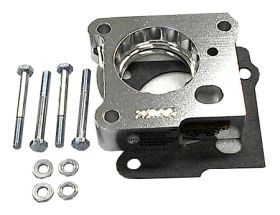 street and performance technology helix throttle body spacer 24035