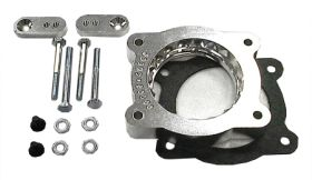 street and performance technology helix throttle body spacer 42105