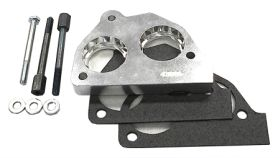street and performance technology helix throttle body spacer 43005