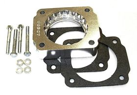 street and performance technology helix throttle body spacer 46006
