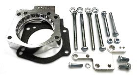 street and performance technology helix throttle body spacer 47055