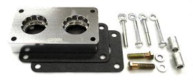 street and performance technology helix throttle body spacer 49005