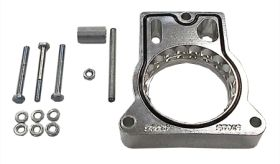 street and performance technology helix throttle body spacer 57015