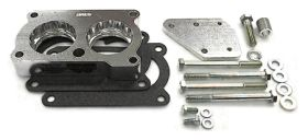 street and performance technology helix throttle body spacer 57020