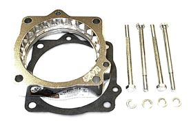 street and performance technology helix throttle body spacer 57044