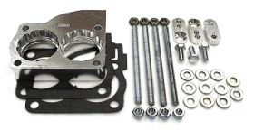 street and performance technology helix throttle body spacer 80005