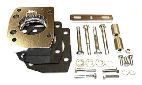 street and performance technology helix throttle body spacer 91010