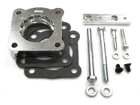 street and performance technology helix throttle body spacer 93001