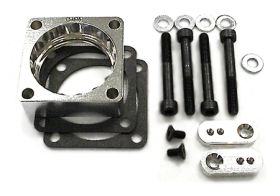 street and performance technology helix throttle body spacer 94240