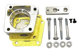 street and performance technology helix throttle body spacer 96185