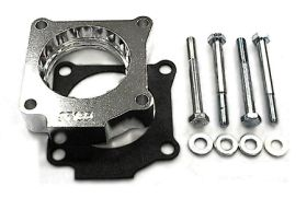 street and performance technology helix throttle body spacer 97185