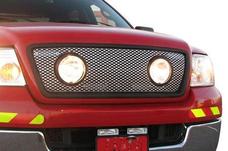 street scene speed grille 95077585