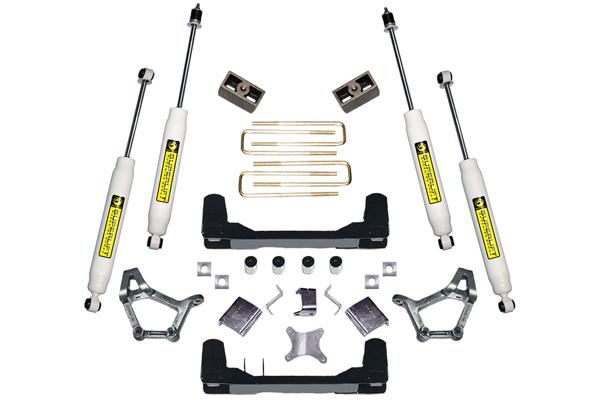 1993-1996 toyota t100 lift kits
