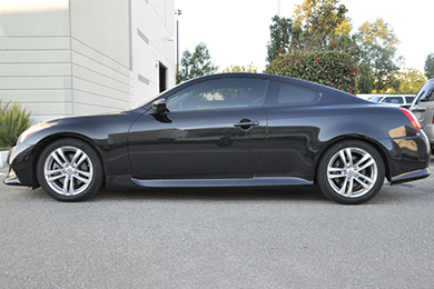 tanabe TNF130 g37x coupe 2