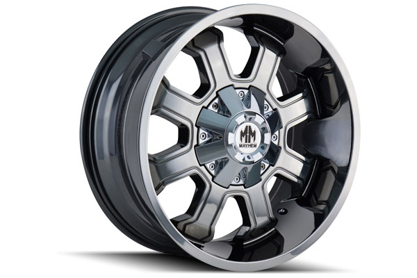 mayhem fierce wheels chrome sample