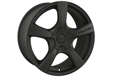 touren tr9 wheels matte black without machined lip sample