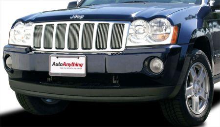 Jeep Grand Cherokee Billet Grilles