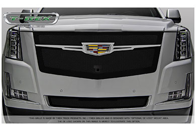 t rex 51185 REPLACEMENT MAIN GRILLE BLACK