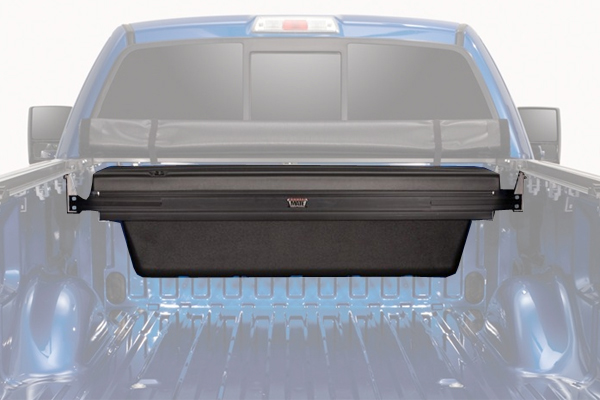 Truck Bed Rails With Tool Box