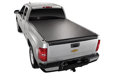 Chevy Silverado TruXedo Lo Pro QT Soft Roll-Up Tonneau Cover