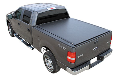 Ford F-150 TruXedo Lo Pro Soft Roll-Up Tonneau Cover