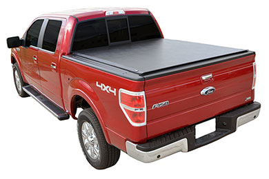 Ford F-150 TruXedo Lo Pro QT Soft Roll-Up Tonneau Cover