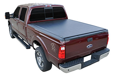 Ford F-250 TruXedo Lo Pro QT Soft Roll-Up Tonneau Cover