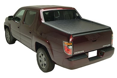 Honda Ridgeline TruXedo Lo Pro Soft Roll-Up Tonneau Cover