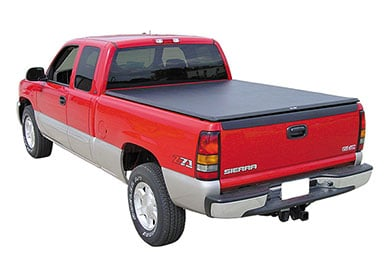 Chevy Silverado TruXedo TruXport Roll-Up Tonneau Cover
