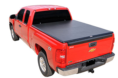 Chevy Silverado TruXedo TruXport Roll-Up Tonneau Cover