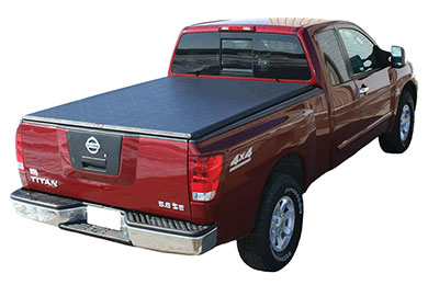 Nissan Frontier TruXedo TruXport Roll-Up Tonneau Cover