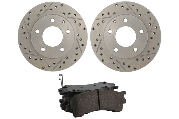 truxp high performance brake kit 2 wheel kit sample