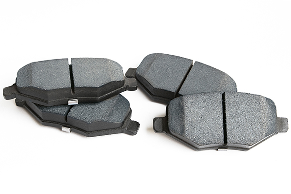truxp oem performance semi metallic brake pads sample