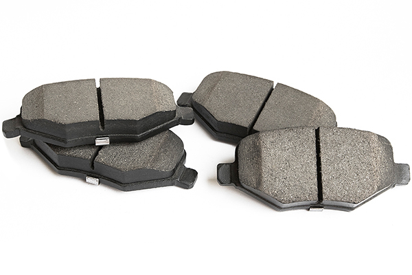 truxp xtreme performance carbon ceramic brake pads sample