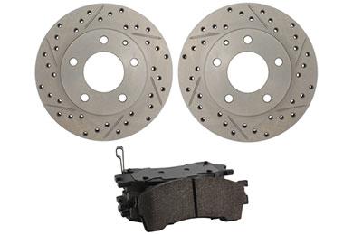 truxp high performance brake kit 2 wheel kit sample