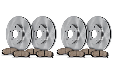 truxp oem performance brake kit 4 wheel kit sample