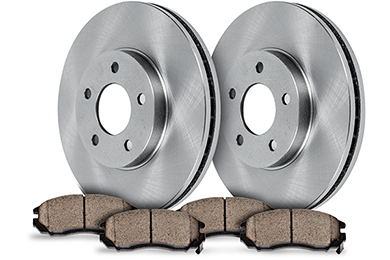 truxp oem performance brake kit rear sample