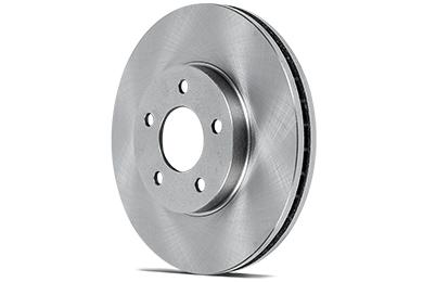 truxp oem performance brake rotors front left rotor sample