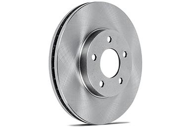 truxp oem performance brake rotors front right rotor sample