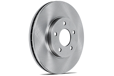 truxp oem performance brake rotors rear sample