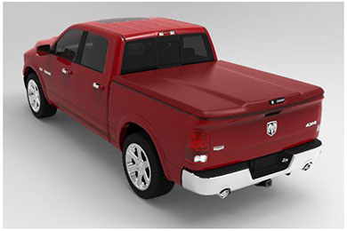 undercover dodge PR4 Flame Red sample