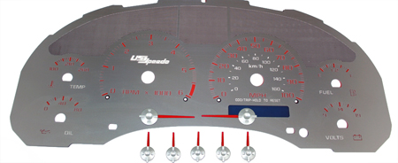 us speedo SSGM25R