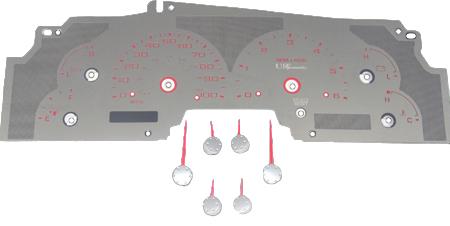 us speedo gauge SSF01R