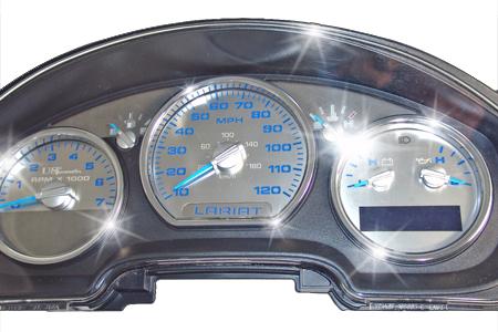 us speedo gauge SSF06B