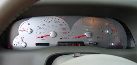 us speedo gauge SSF08R