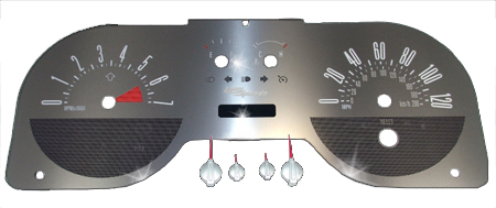 us speedo gauge SSF57R