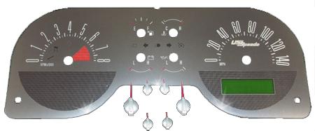 us speedo gauge SSF58R