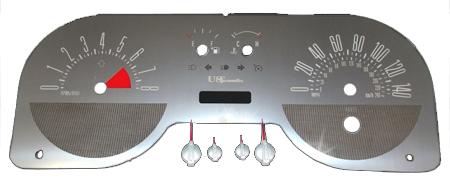 us speedo gauge SSF59R