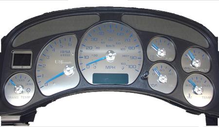 us speedo gauge SSGM00B