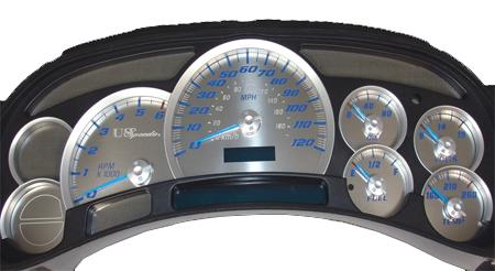 us speedo gauge SSGM01B